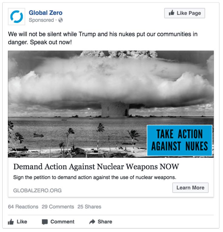 Global-Zero-Message-Testing-FB-Ad-Example