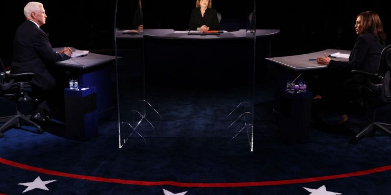 VP Debate - Image from Essence