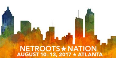 Netroots Banner Atlanta