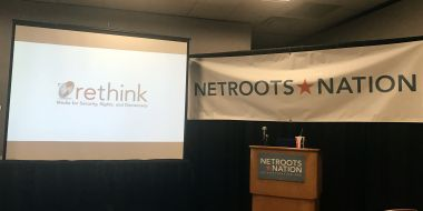 Rethink-Netroots-panel