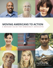 Moving Americans to Action (Cover)