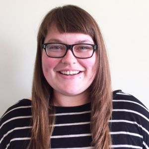 Grace Harvey, Digital Content and Design Associate, Democracy